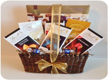 Lindt Chocolate Basket Lebanon